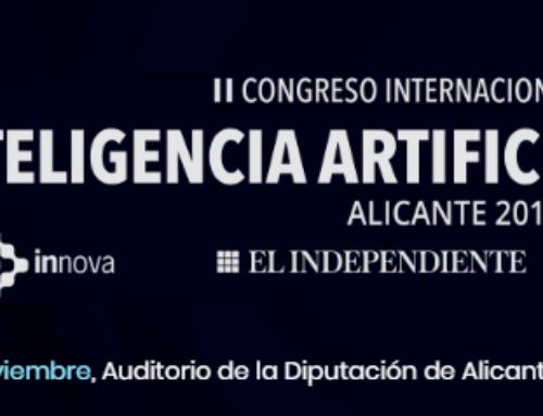 II Congreso Internacional de Inteligencia Artificial Alicante 2019