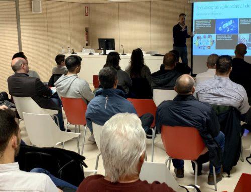 Éxito de participación en la jornada para entidades deportivas en Castellón