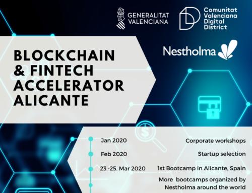 I Bootcamp Blockchain & Fintech Accelerator @Alicante