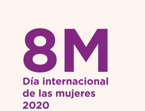 Celebración del 8 de Marzo en Distrito Digital