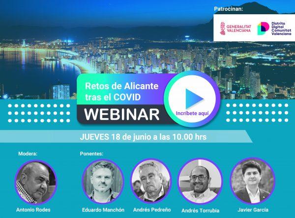 Webinar Distrito Digital Diario Información 18 junio
