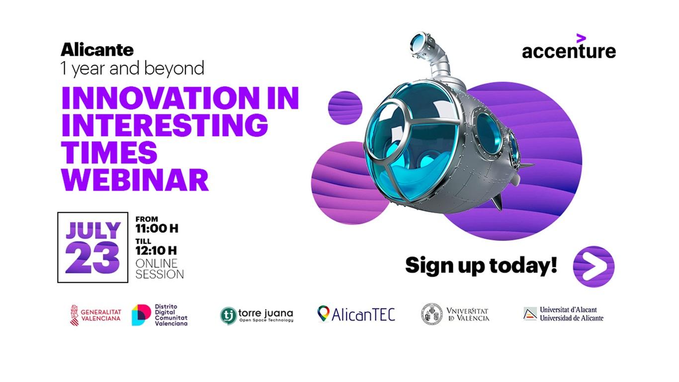 Accenture Alicante. Innovation event