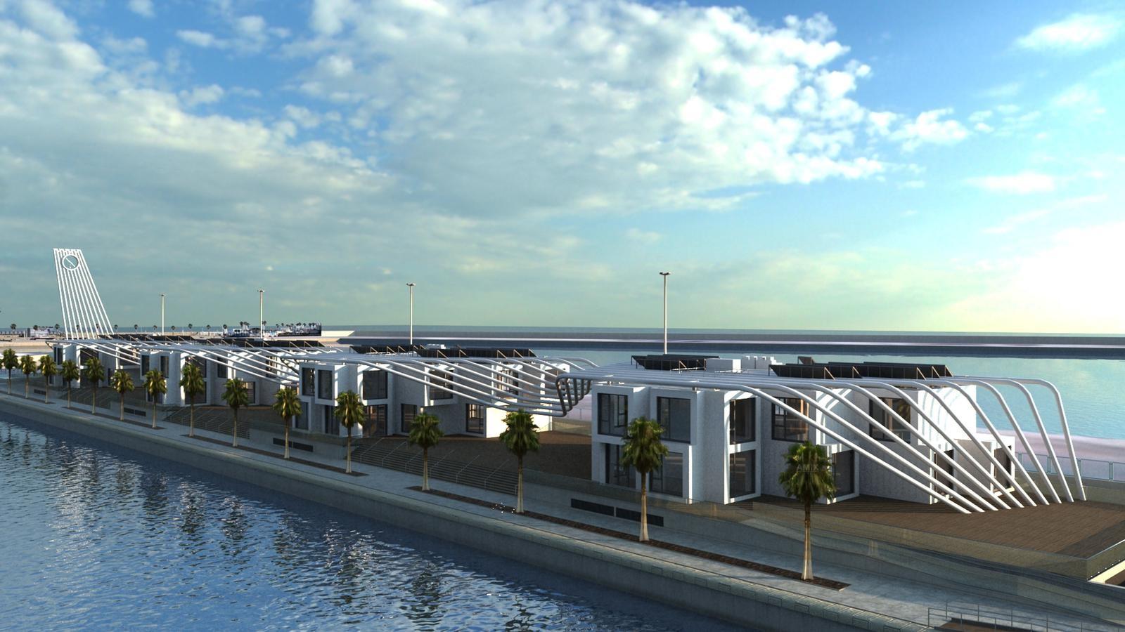 SPTCV sacará a licitación la nueva sede de Distrito Digital en el Puerto de Alicante