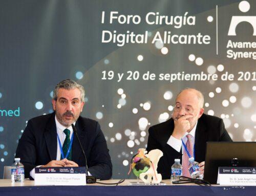 II Fòrum Cirurgia Digital Alacant els dies 14 i 15 d'octubre, amb el suport de Districte Digital