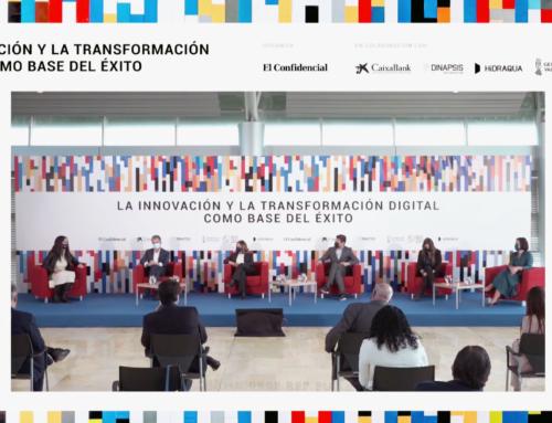 La innovación y la transformación digital en el centro de la empresa