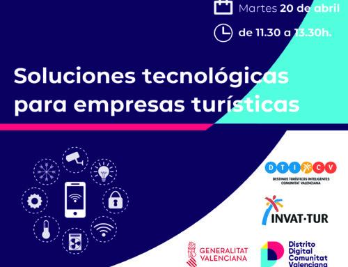 Jornada Solucions tecnològiques per a empreses turístiques