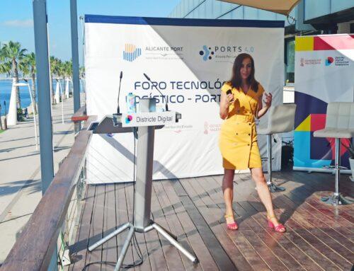 La IA, clave de la transformación digital también en el sector portuario