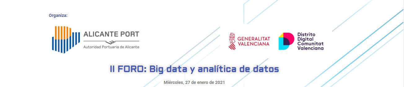 Foro Big Data Puerto de Alicante