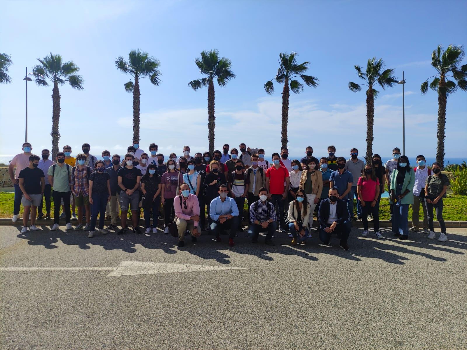 Participantes Programa Odisea Distrito Digital